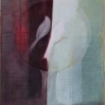 `Blickwechsel`, 60x80 cm Leinwand
